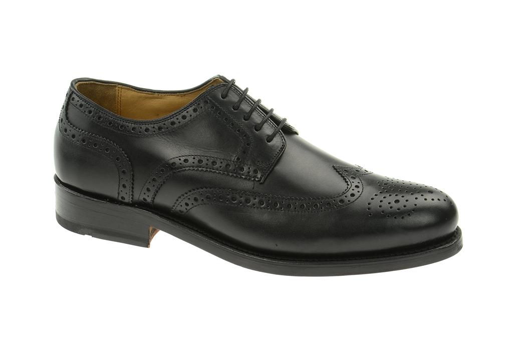 Gordon & Bros. Schuhe - Levet  2318 - schwarz - rahmengenäht :: Schwarz - 40 - Männlich - Erwachsene