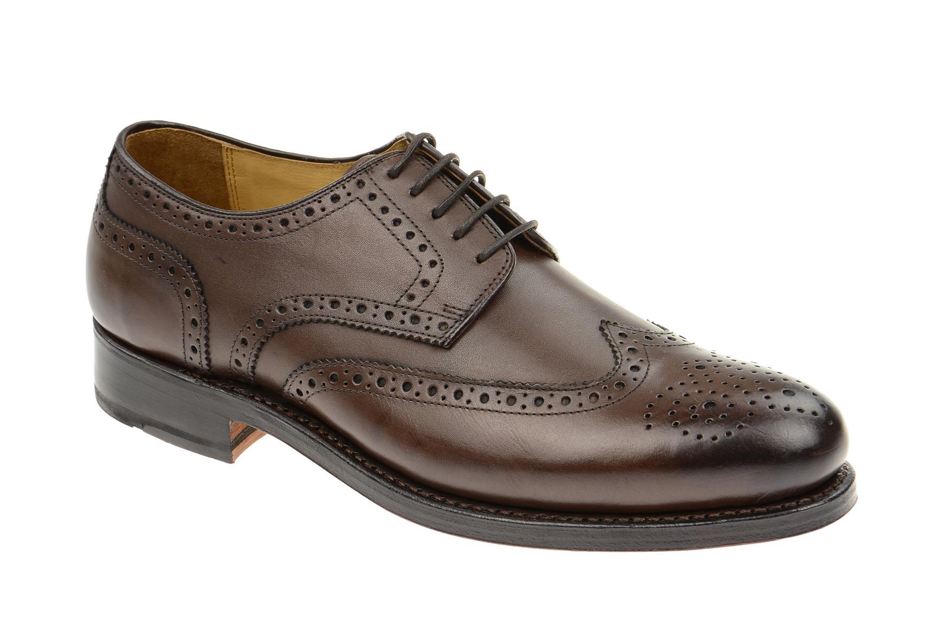 Gordon & Bros. 2318 Schuhe Levet braun rahmengenäht :: Braun - 40 - Männlich - Erwachsene