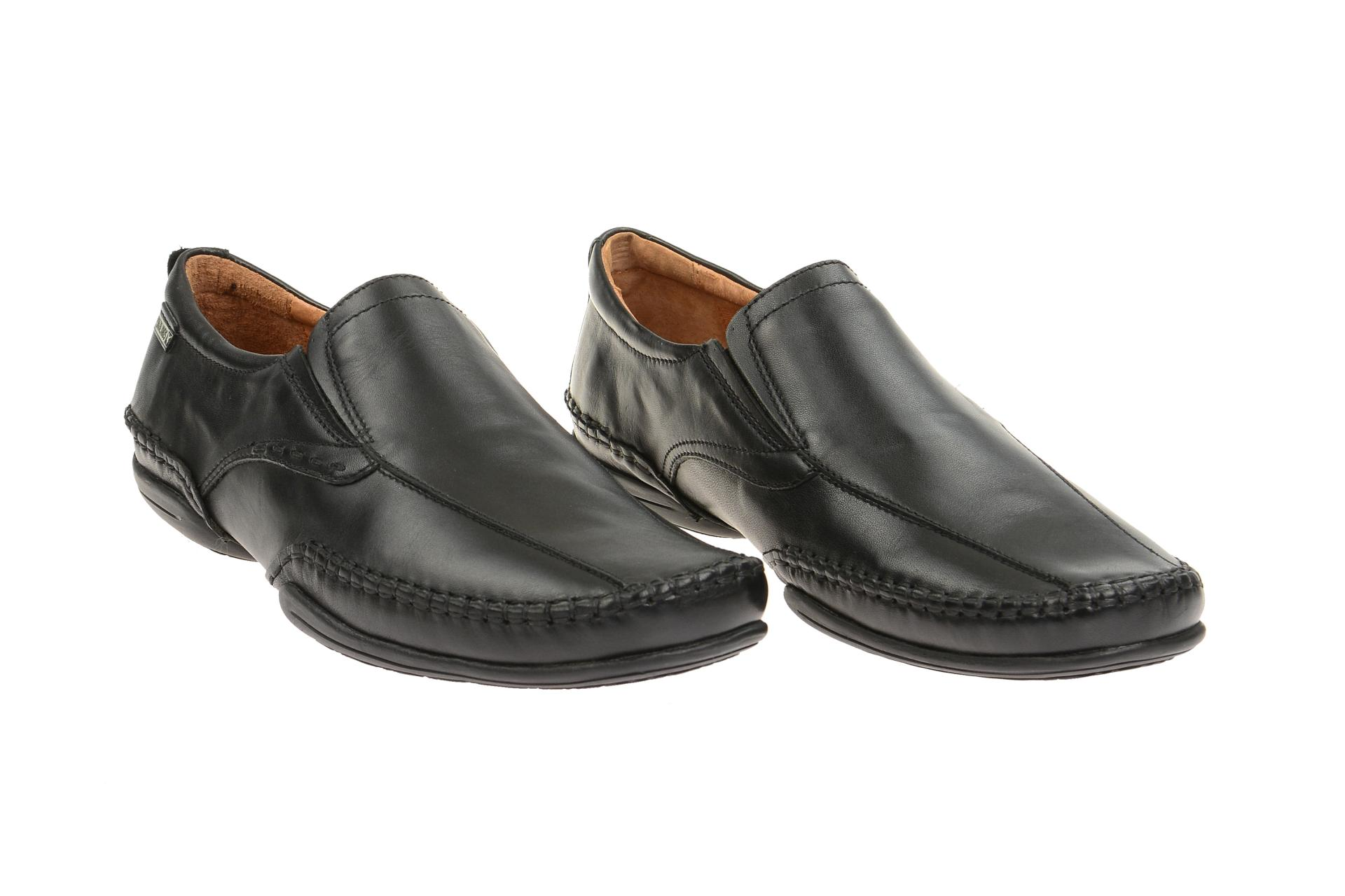 pikolinos puerto rico 03a 6222 shoes black loafers ebay. Black Bedroom Furniture Sets. Home Design Ideas
