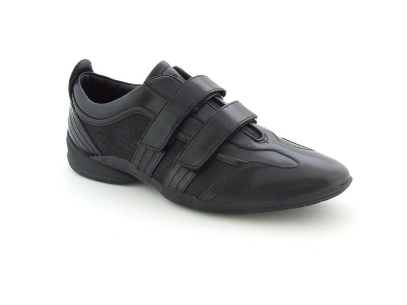 Clarks Flux Line Schuhe schwarz Gr. 41,5 :: Schwarz - 41 - Männlich - Erwachsene