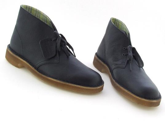 bf99234f7b Clarks Desert Boots Schuhe Navy dunkelblau - Schuhhaus Strauch Shop