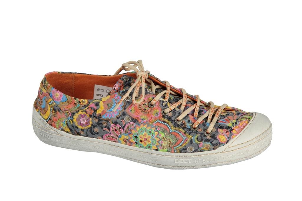 9628e5c5b94b2d Das Bild wird geladen Eject-Dass-Schuhe-E-11207-Damen-Sneakers-kombi-