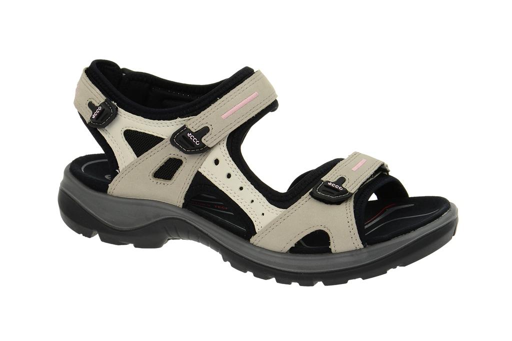 8680a51961dde7 Ecco Schuhe OFFROAD beige Damen Sandale Outdoor Trekking Sandaletten  06956354695