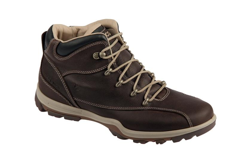 Ecco-Montagna-Schuhe-braun-Herren-Boots-Gr-46