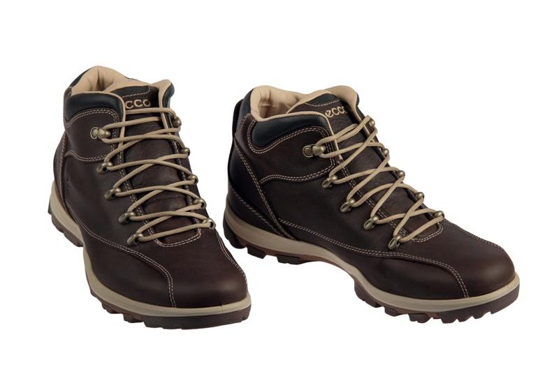 Details zu Ecco Montagna Schuhe braun Herren Boots Gr. 46