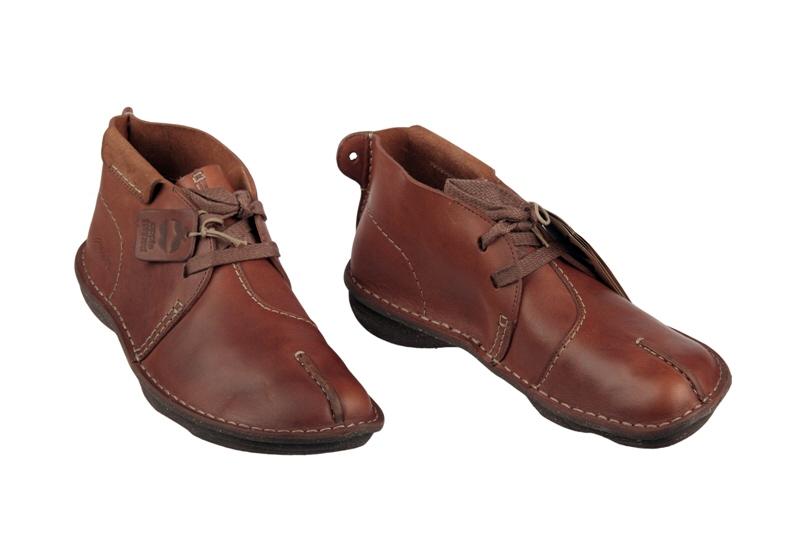 Details zu Clarks Mount Liberty Schuhe braun Herren Boots NEU