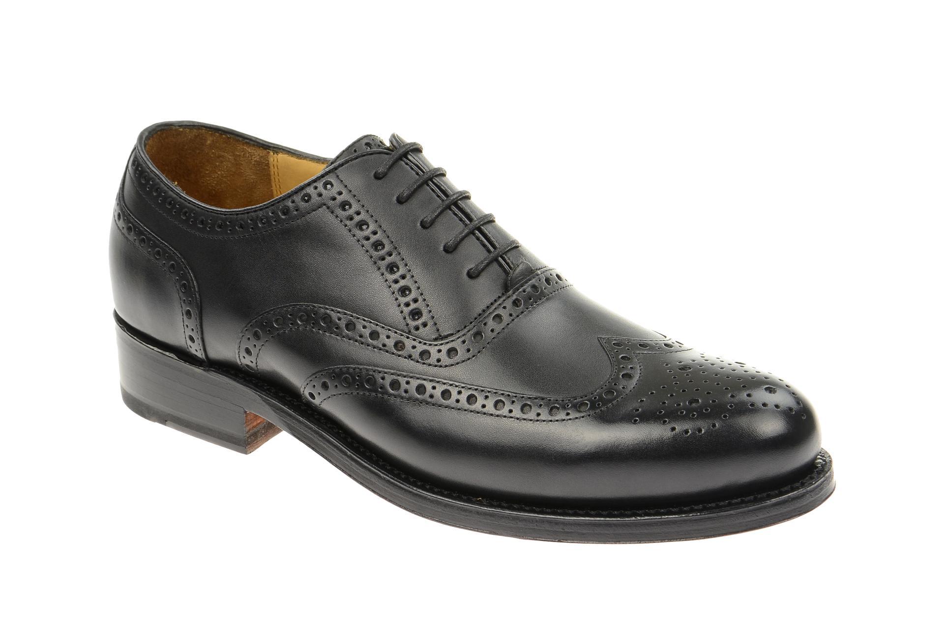 Gordon & Bros. Schuhe Levet 2977 schwarz rahmengenäht :: Schwarz - 40 - Männlich - Erwachsene