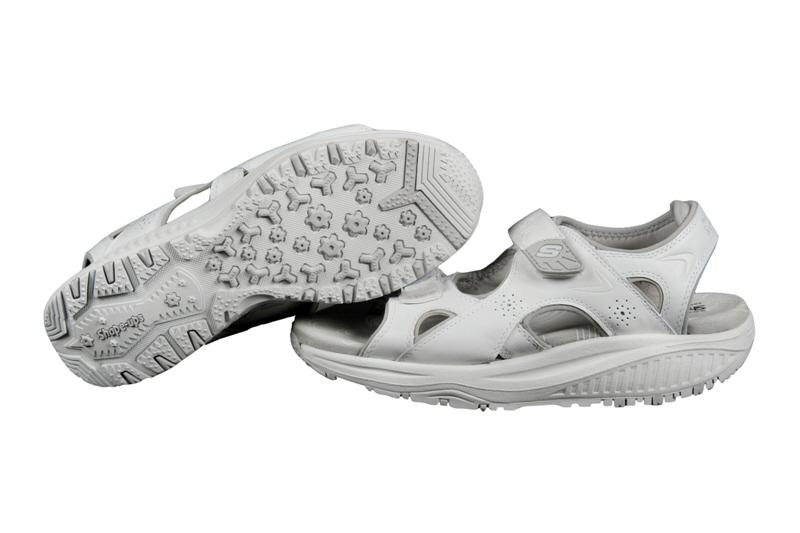 size 40 d5203 b12b8 Skechers XT Sandaletten 12292/WHT weiß