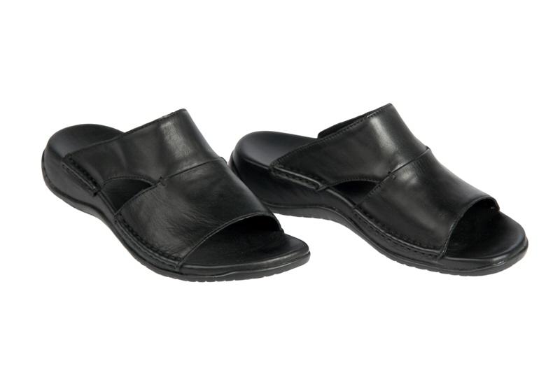 Clarks Pantoletten Prestige Smart schwarz - Schuhhaus Strauch Shop 0d765b28ab