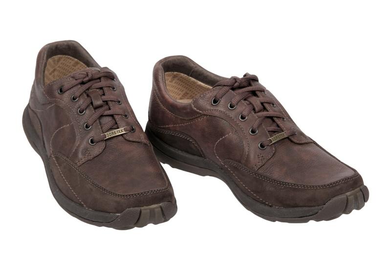 lowest price 85a7d 68307 Clarks Spy Man GTX Gore-Tex Schuhe braun