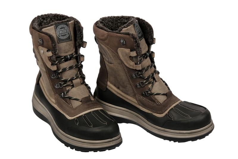 67b2d1b799c7d1 Ecco Roxton Stiefel in schwarz braun Gore-Tex Warmfutter - Schuhhaus  Strauch Shop