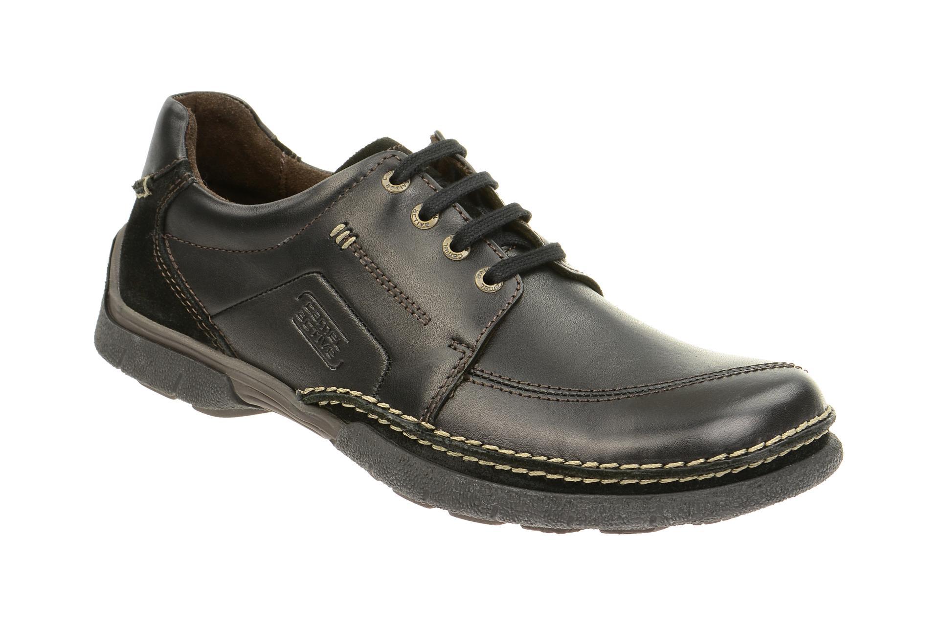 new styles 8aeed 96ca1 Details zu camel active Schuhe MARS schwarz Herrenschuhe 133.15.08 NEU