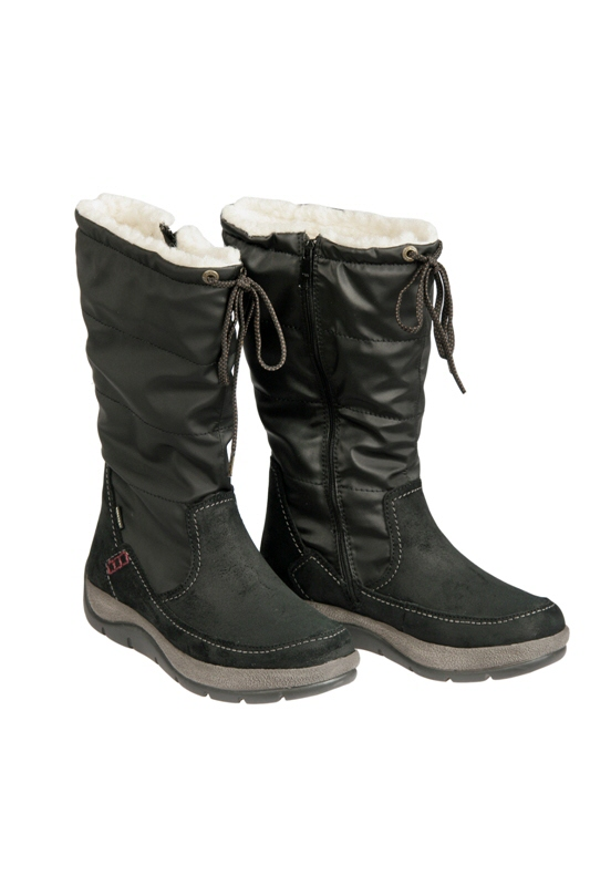 camel active alaska gtx stiefel schwarz gore tex ebay. Black Bedroom Furniture Sets. Home Design Ideas