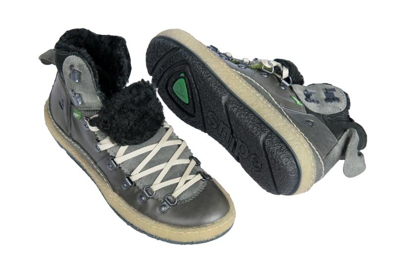 snipe paterna 14 damen boots stone grau warmfutter schuhe neu ebay. Black Bedroom Furniture Sets. Home Design Ideas
