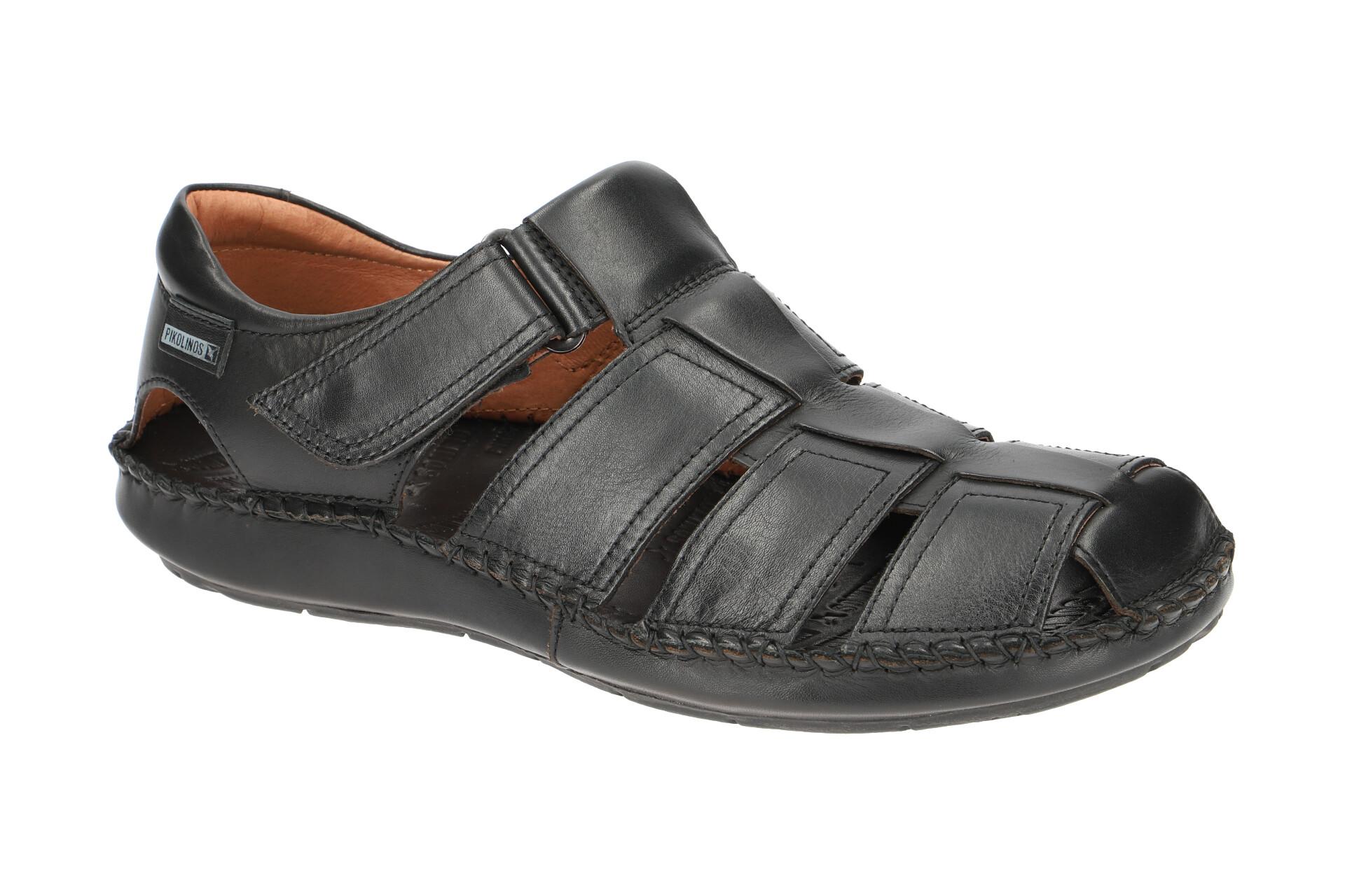 Neu Black Schwarz Schuhe 5433 Herren 06j Pikolinos Details Tarifa Zu Sandale Pn0wkOX8