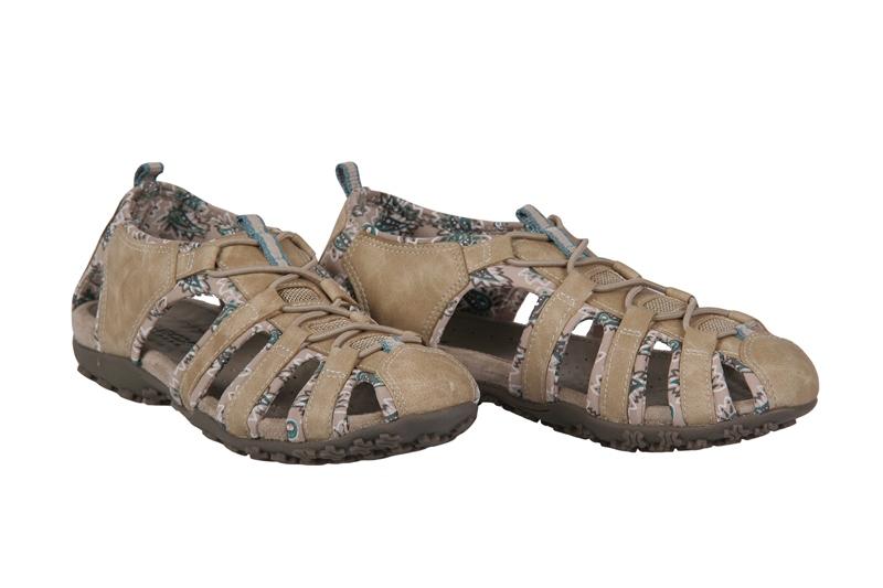 geox sand strel damen sandale gr 37 beige schuhhaus strauch shop. Black Bedroom Furniture Sets. Home Design Ideas