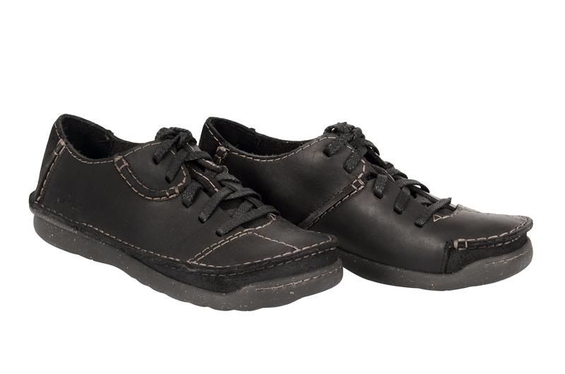 87d15974b9f637 Clarks Mantal Flow Schuhe in schwarz 20346686 - Schuhhaus Strauch Shop