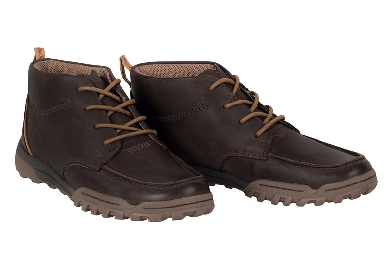 Ecco Urban Xplorer Schuhe in coffee braun Boots