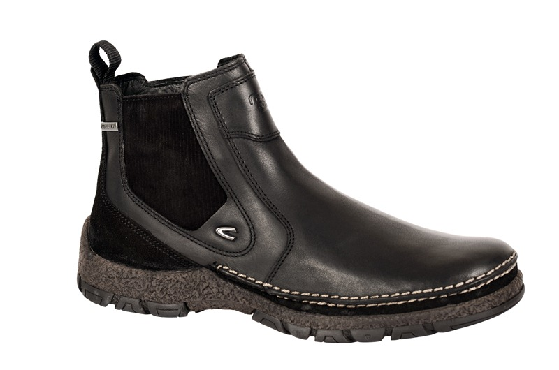 camel active Bormio GTX Stiefelette schwarz Gore Tex Boots