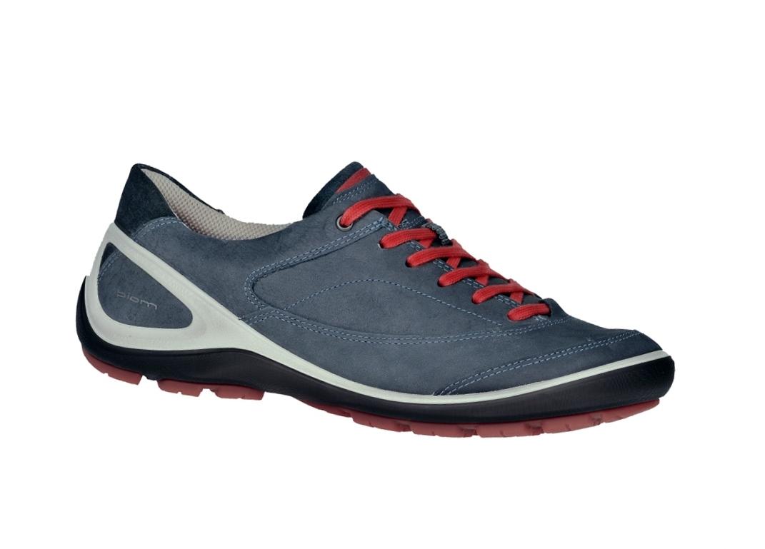30cc3bc0bfb802 Ecco Biom Grip Schuhe blau pavement b83316302159 - Schuhhaus Strauch Shop
