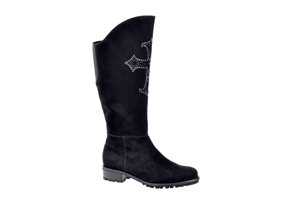 buy online 2425f 162d9 Peter Kaiser Insea Stiefel schwarz Swarovski - 02823/240