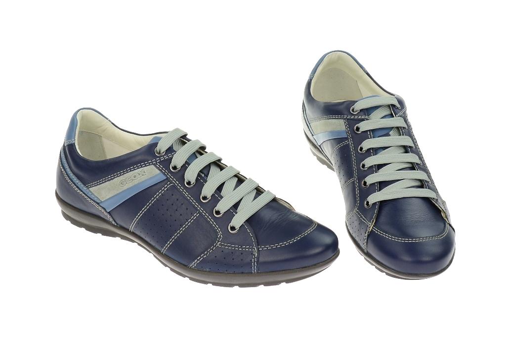 geox symbol schuhe in navy dunkelblau u42a5a herrenschuhe sneaker neu ebay. Black Bedroom Furniture Sets. Home Design Ideas