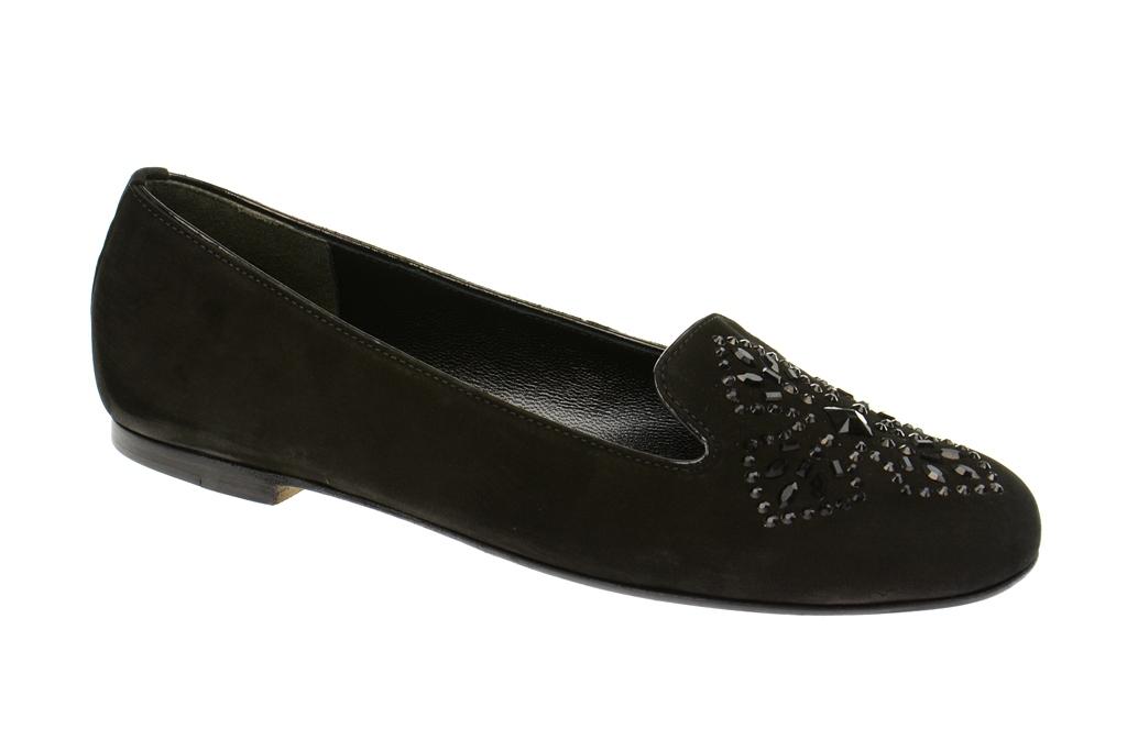 Kennel & Schmenger BEA elegante Slipper für Damen in schwarz - 61-14180-270 yC15V