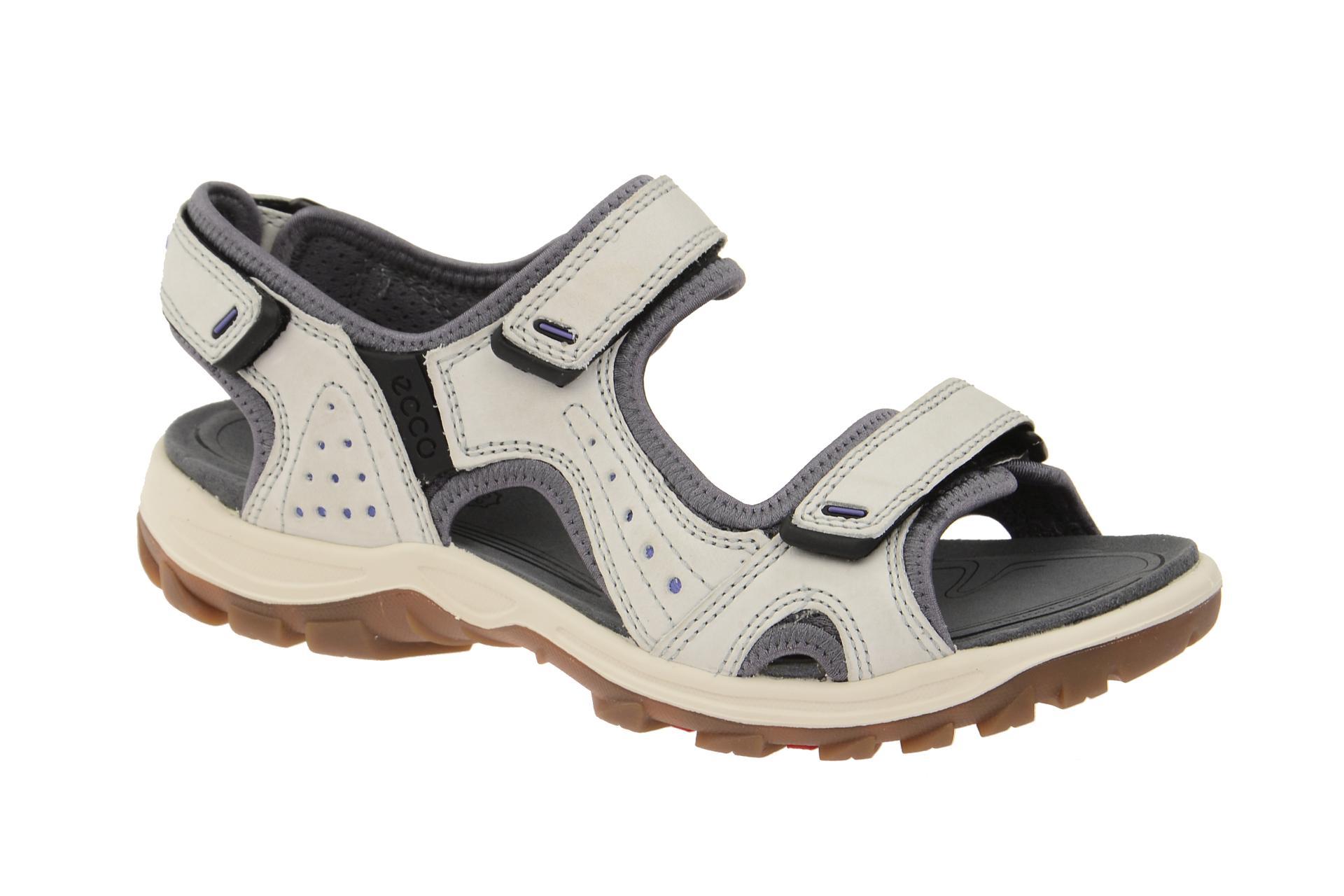 Ecco Sandale weiß Gr. 36 Offroad Lite - 82002357720 - Schuhhaus Strauch Shop
