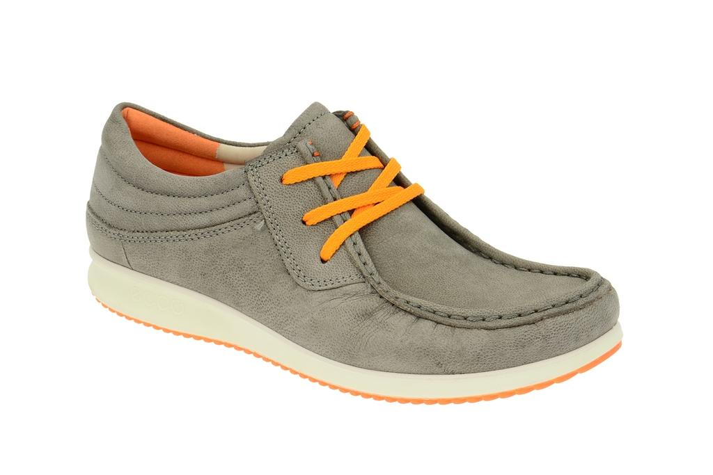 3164d650061301 Ecco Mind Schuhe in warm grey grau - Schuhhaus Strauch Shop
