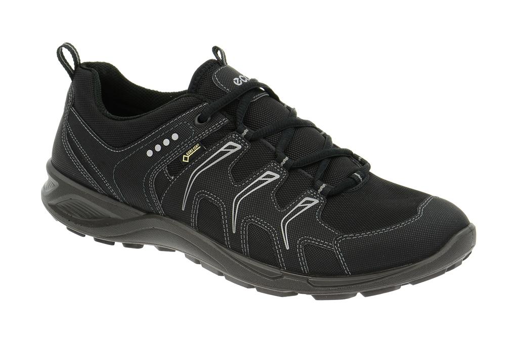 ... Sneaker Halbschuhe Ecco Terracruise GTX Schuhe schwarz Gore-Tex | eBay