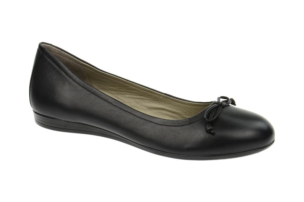 Ecco Touch Ballerina schwarz 26001301001