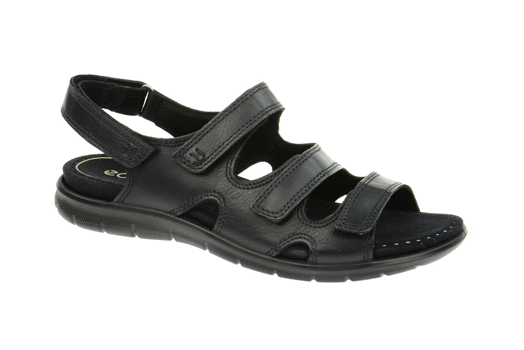 ac3b315c776d53 Ecco Schuhe BABETT SANDAL schwarz Damen Sandale Sandaletten 21401301001 NEU