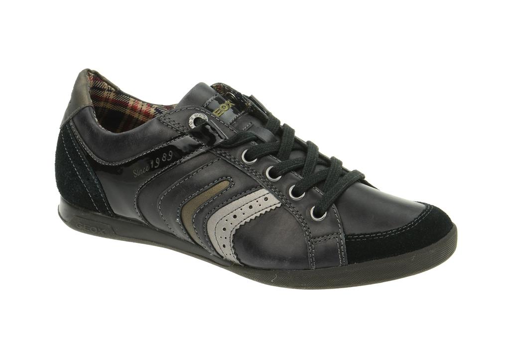 Geox Gate Schuhe schwarz Gr 35, 36 :: Schwarz - 35 - Weiblich - Erwachsene