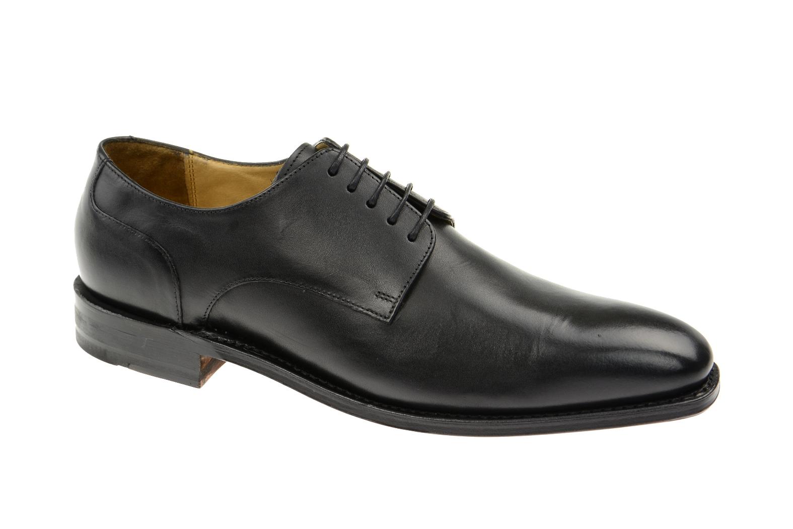 Gordon & Bros. Gordon & Bros Milan rahmengenähte Schuhe schwarz 4374 :: Schwarz - 40 - Männlich - Erwachsene