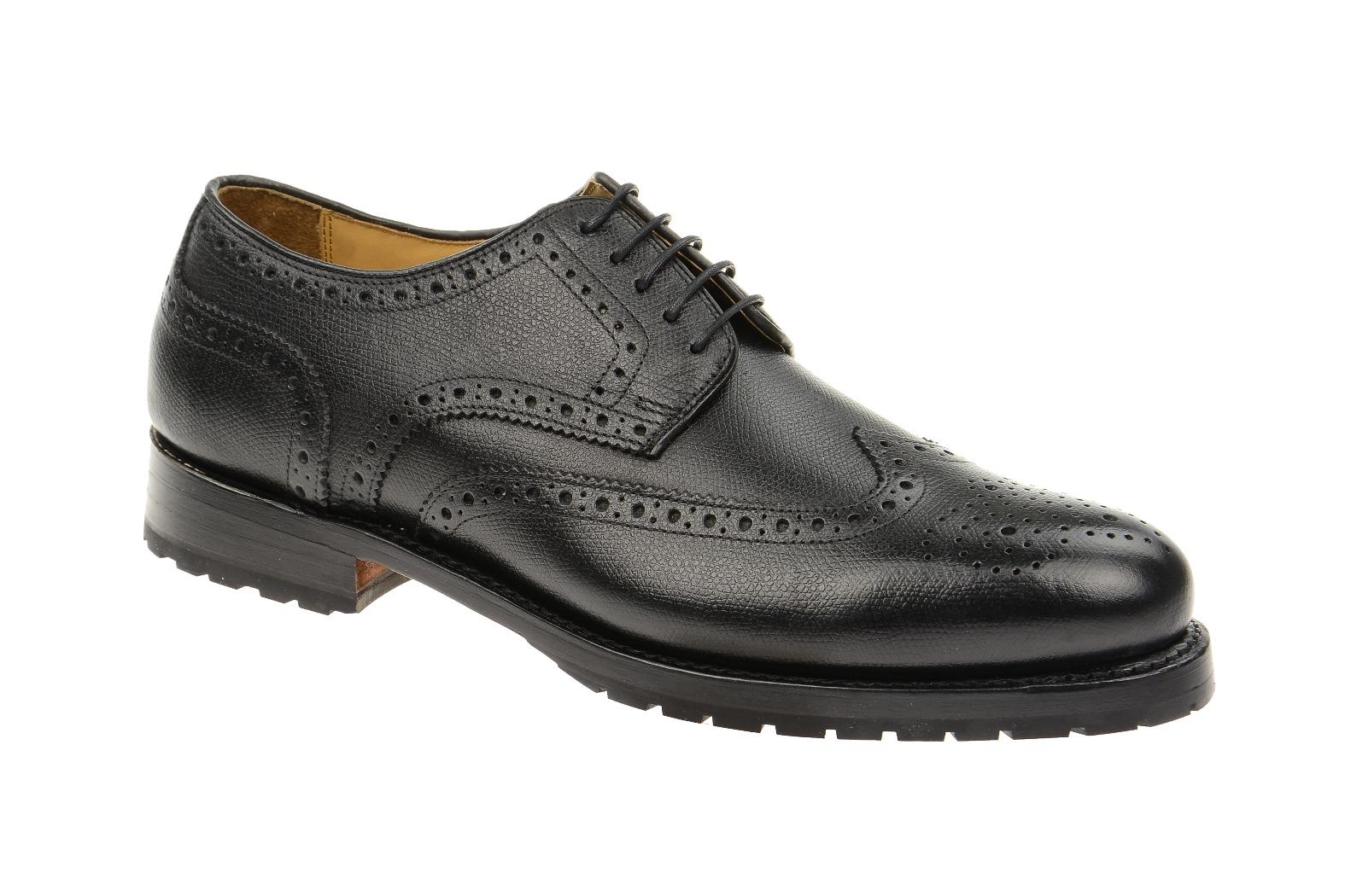 Gordon & Bros. Schuhe Levet 2318 alpine schwarz Gummisohle :: Schwarz - 40 - Männlich - Erwachsene