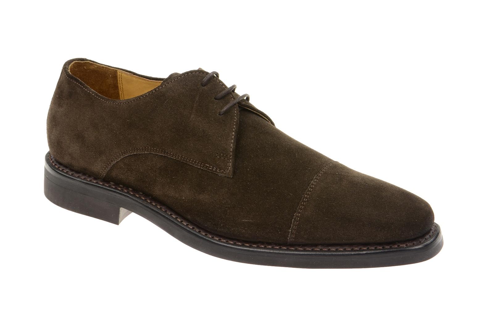 Gordon & Bros. Schuhe Gregory 3998 braun rahmengenäht :: Braun - 40 - Männlich - Erwachsene