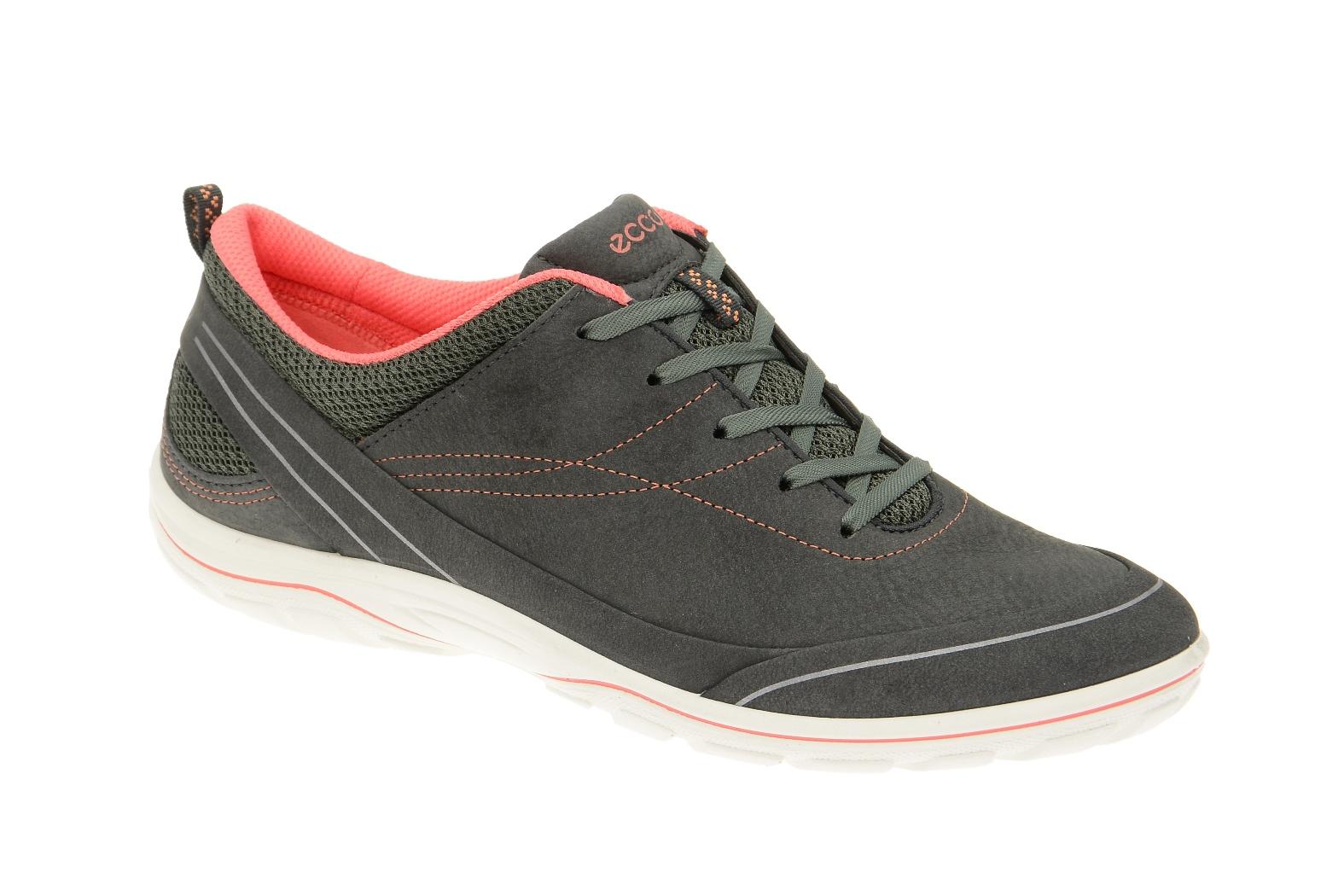 pretty nice fa455 0504b Ecco Arizona Schuhe grau pink - 83650358925