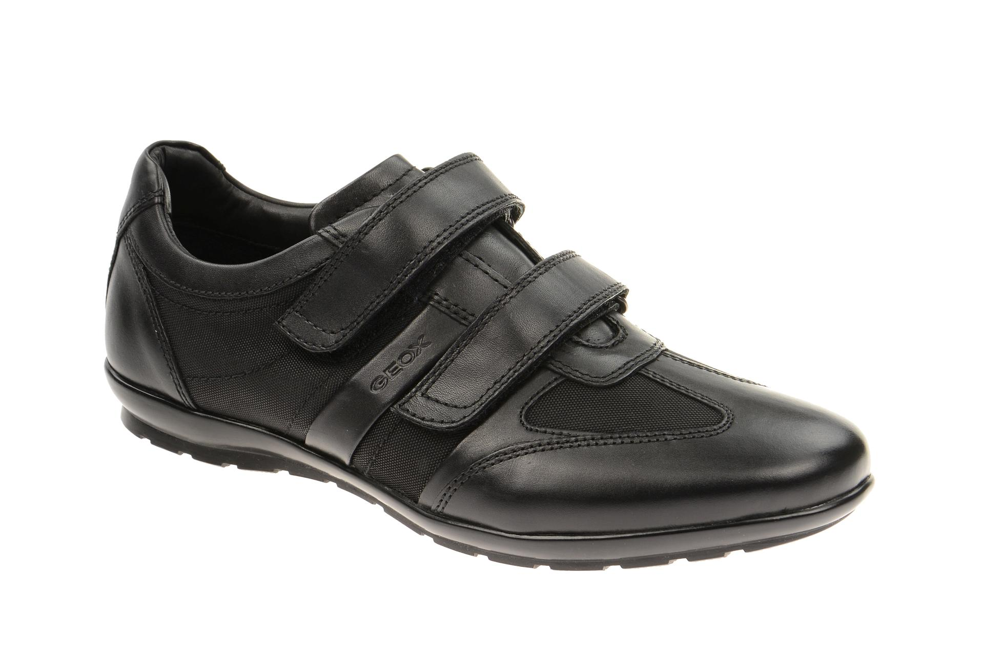 Gabor Black Shoes Velcro