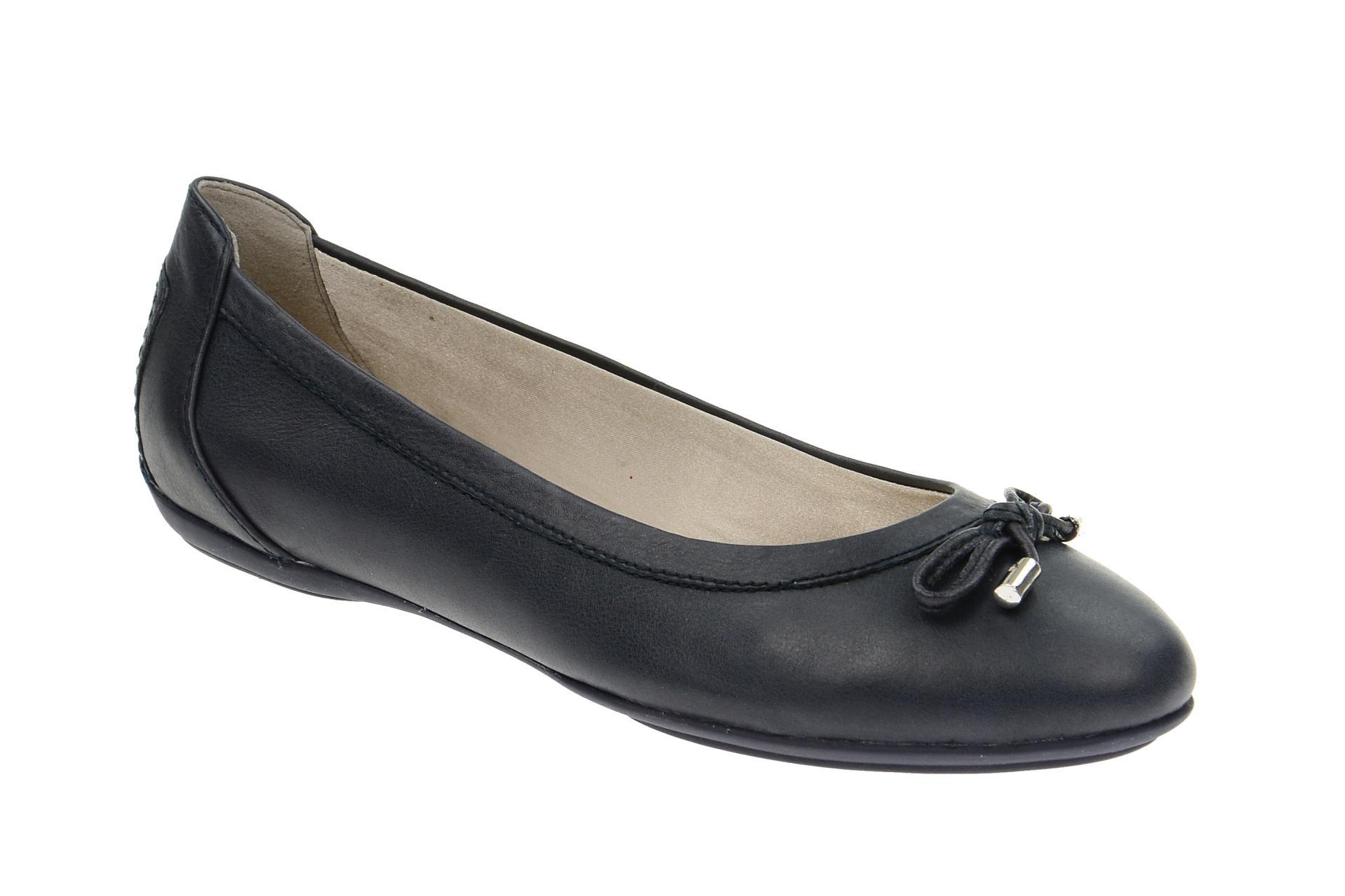 Details zu Geox Schuhe CHARLENE blau Ballerinas Damen Halbschuhe D32Y7A 00043 C4002 NEU