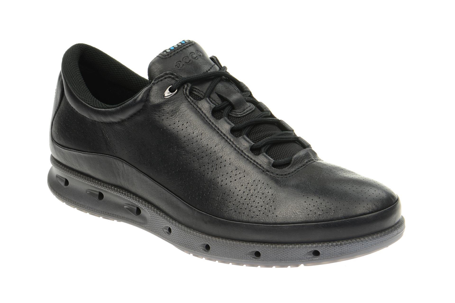 1d5b073300a2f0 Ecco Cool Schuhe schwarz GORE-TEX Surround - Schuhhaus Strauch Shop