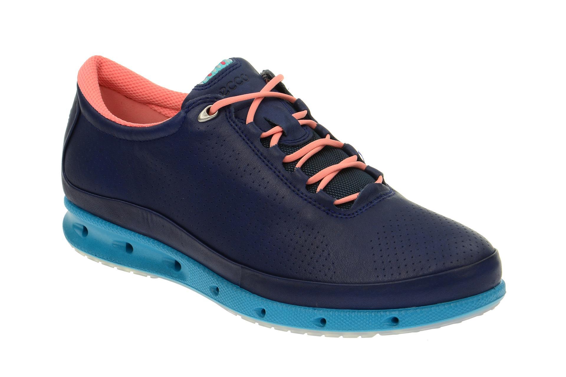 finest selection c3421 d1e2a Ecco Cool Schuhe blau true-navy 83130301048