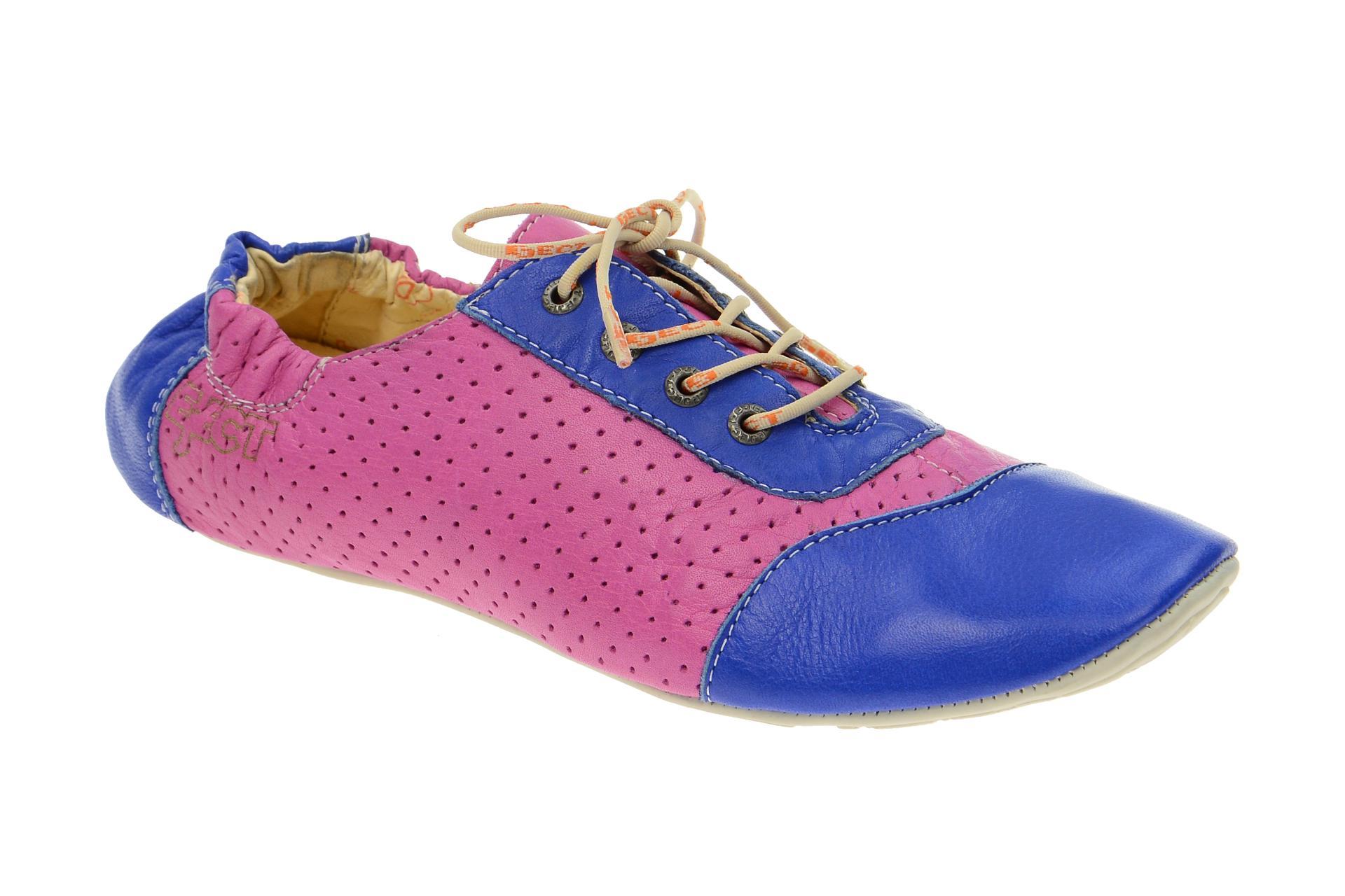 Eject AURA sportliche Halbschuhe für Damen in blau - 17074 KcHrmQ
