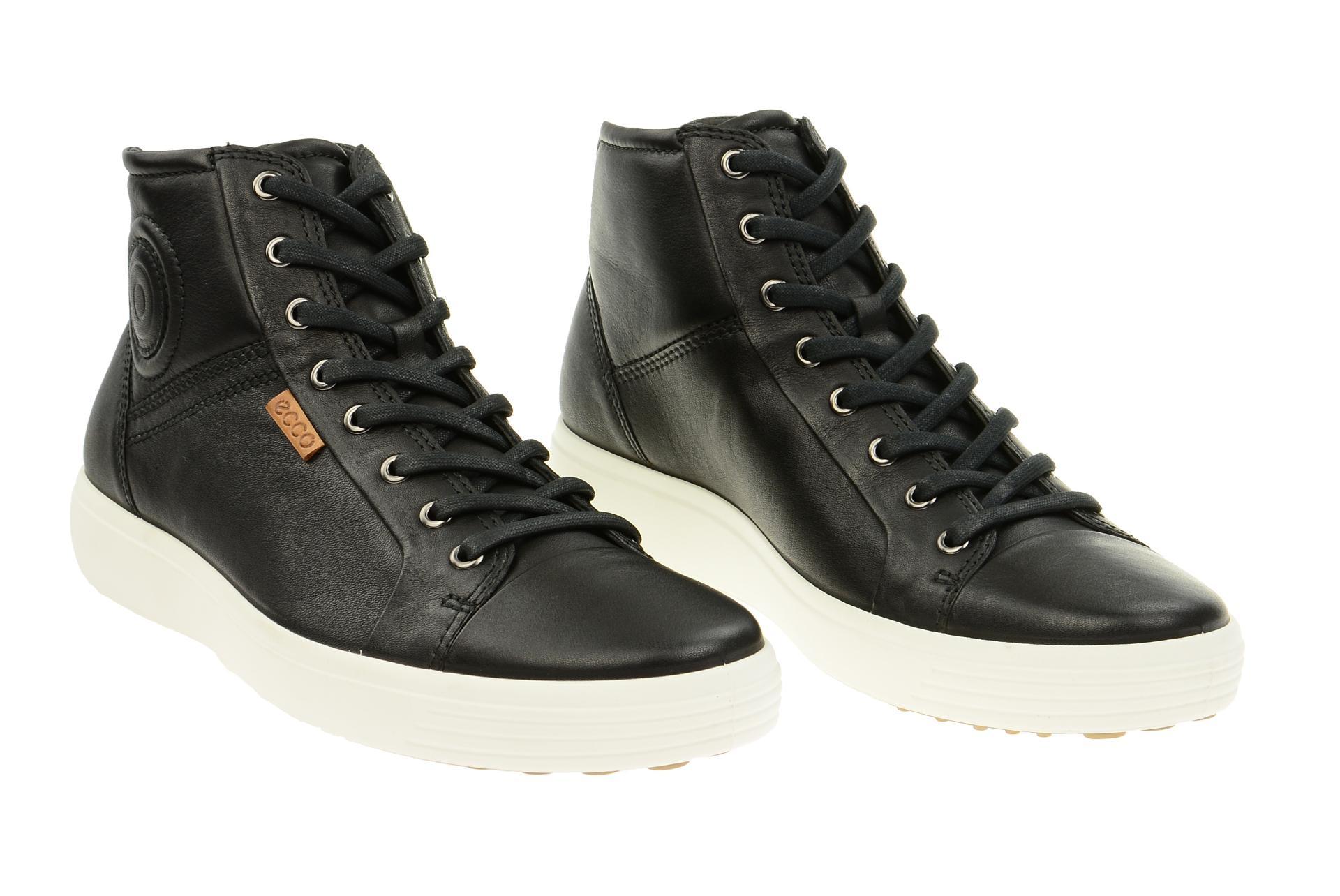 d0ebaf964fe0d6 Ecco Schuhe SOFT 7 LADIES schwarz Damen Stiefeletten 43002301001 NEU ...