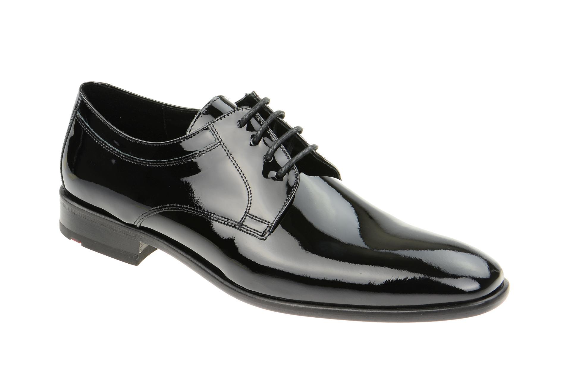 bec5d592b92c06 LLOYD Schuhe FREEMAN schwarz Herrenschuhe elegante Halbschuhe 29-842-20 NEU