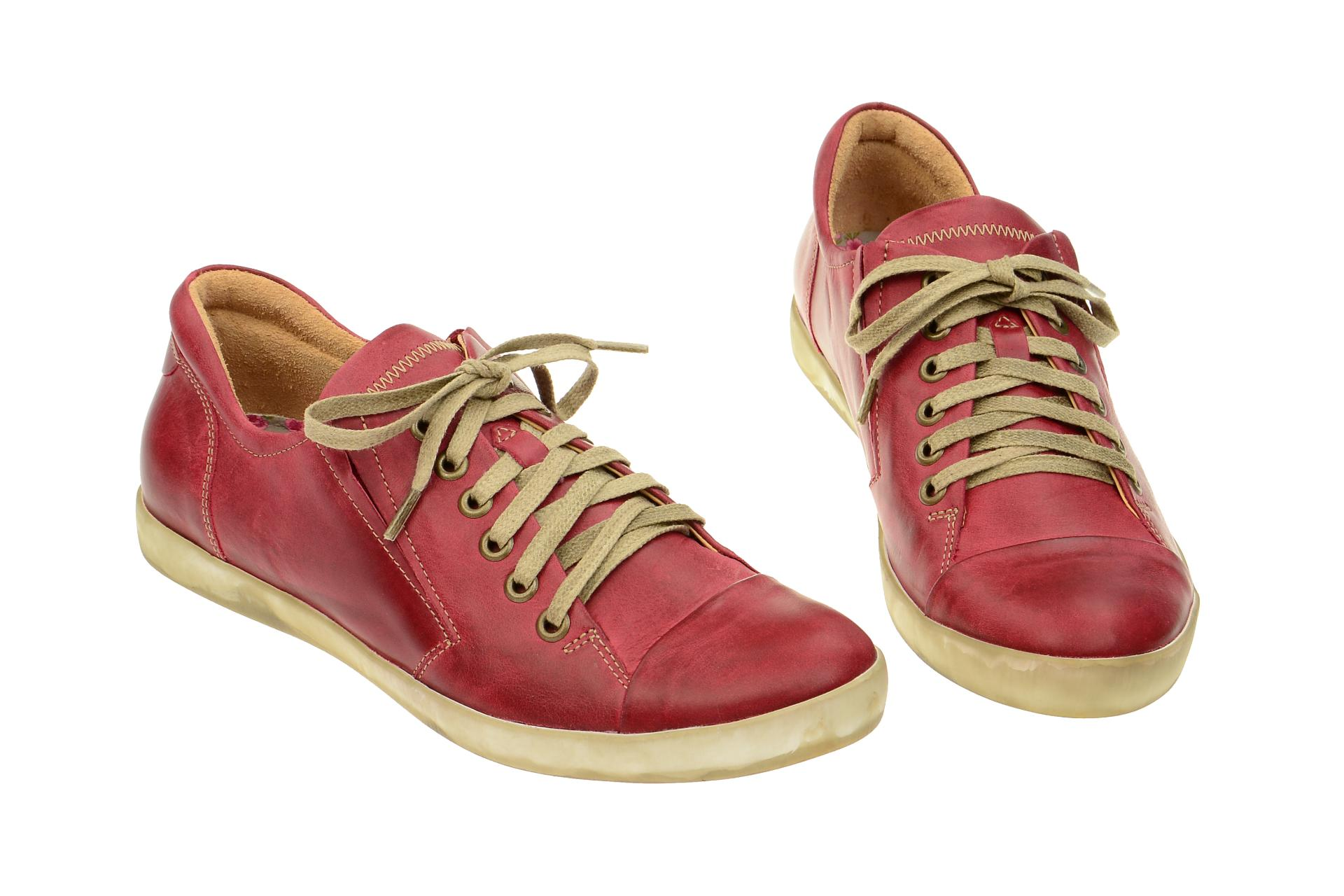 think seas schuhe rot sneaker gr 38 schuhhaus strauch shop. Black Bedroom Furniture Sets. Home Design Ideas