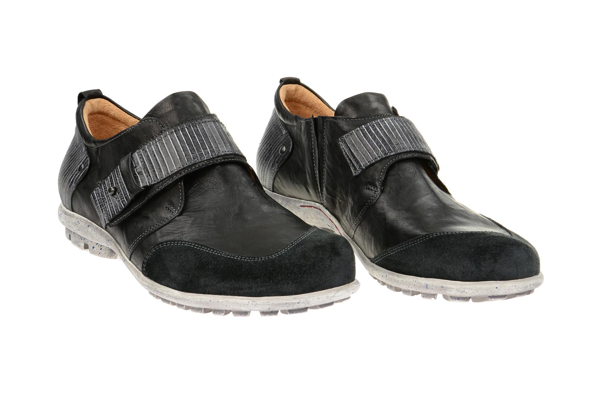 Think Kong Schuhe schwarz grau 659