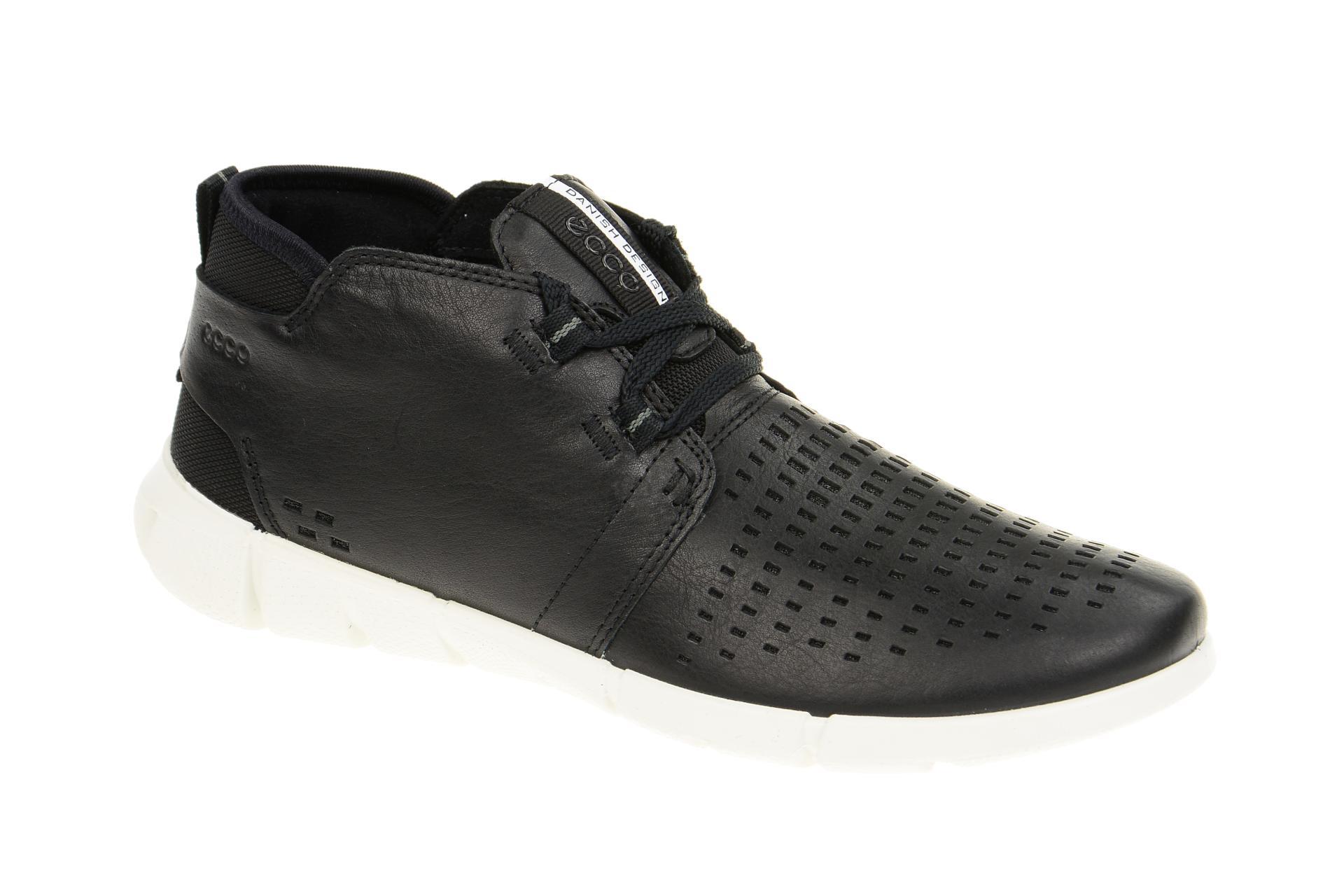 4354634c021468 Ecco Boots Intrinsic 1 Schuhe schwarz - Schuhhaus Strauch Shop