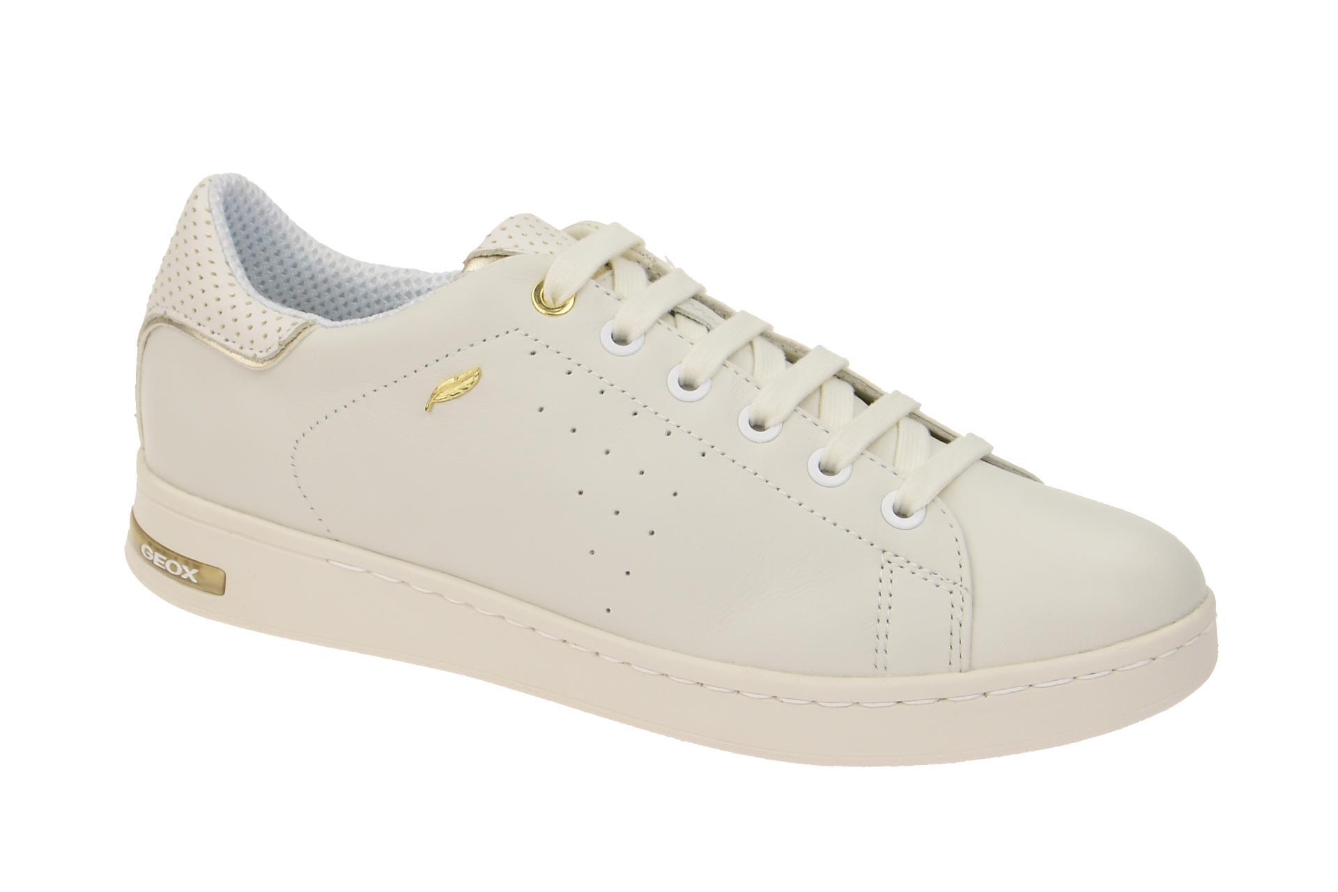 Geox Jaysen A Damen Sneaker in schwarz weiß rlFtu8ImkP