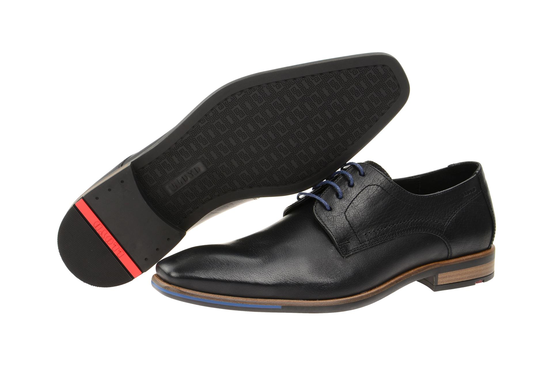 pretty nice 4f867 7cce5 Details zu LLOYD Schuhe DON schwarz 16-069-10 NEU