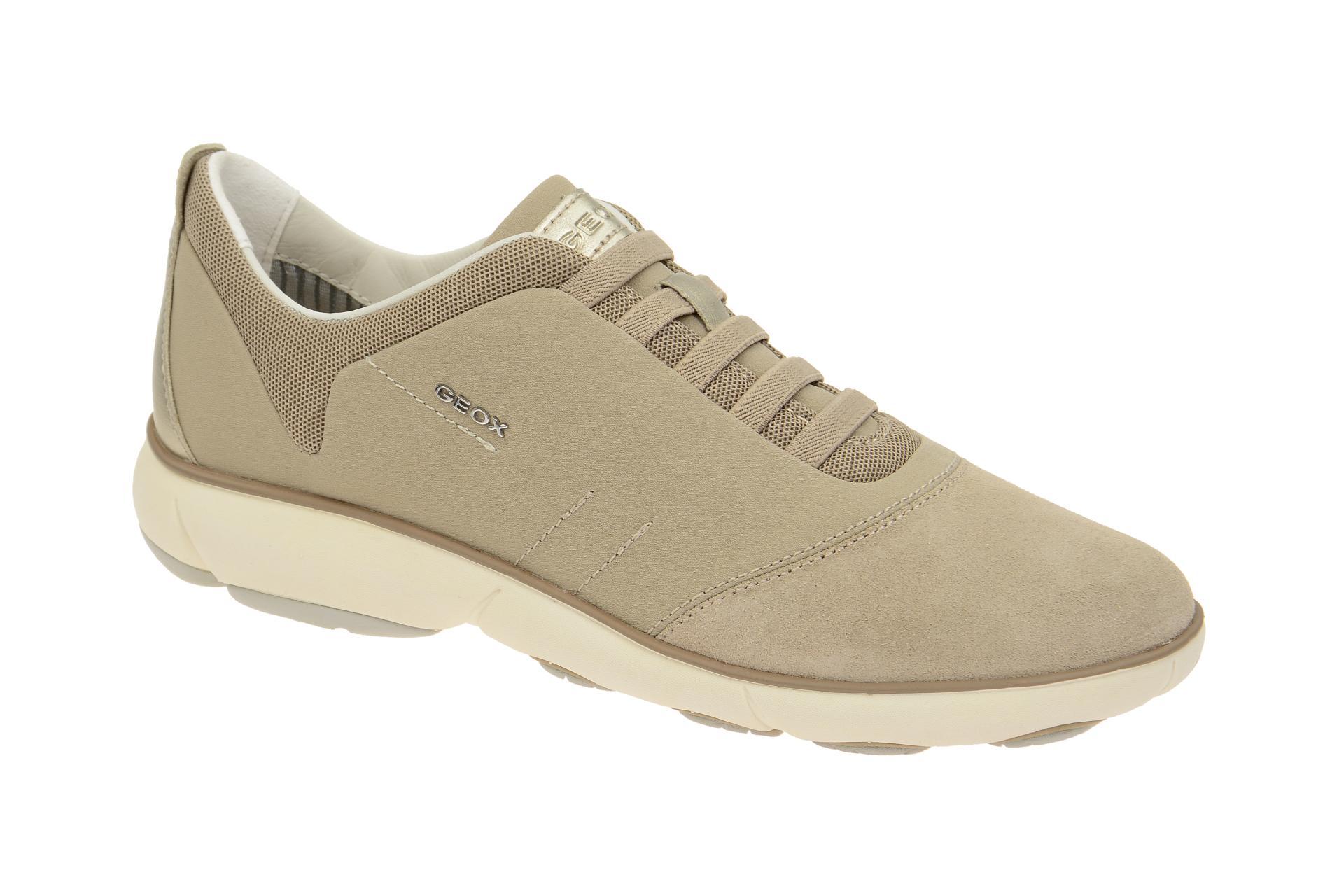 Geox D Nebula C Damen Damen Damen Wasserdicht Slip On Schuhe